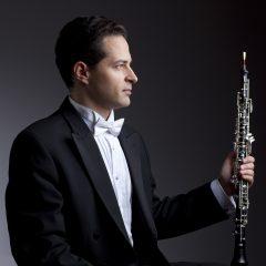CSO Musician Portraits Principal Oboe Eugen Izotov
